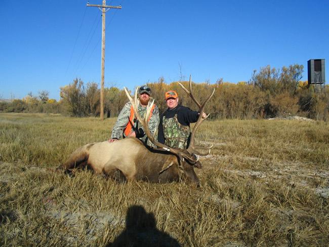 Elk Hunting - Escalante Ranch - Jensen Utah